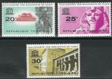 Poštovní známky Togo 1964 Záchrana Núbie, UNESCO Mi# 419-21