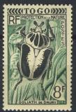 Poštovní známka Togo 1955 Brouk Goliáš Mi# 224