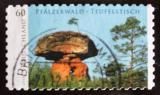 Poštovní známka Německo 2014 Skalní útvar Ďáblův stůl Mi# 3081
