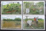 Poštovní známky Tanzánie 2007 Ochrana životního prostředí Mi# 4477-80