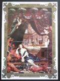 Poštovní známka Čad 1972 Umění Mi# Block 34