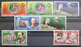 Poštovní známky Togo 1971 Mise Apollo 14 Mi# 849-55