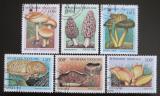 Poštovní známky Togo 2000 Houby Mi# 3050-55 Kat 7€