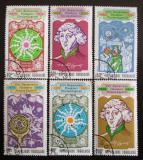 Poštovní známky Togo 1973 Mikuláš Kopernik Mi# 982-87