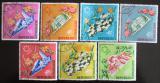 Poštovní známky Togo 1967 Výstava EXPO Montreal Mi# 578-84