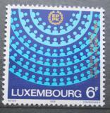 Poštovní známka Lucembursko 1979 Evropský parlament Mi# 993