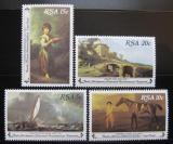 Poštovní známky JAR 1980 Umění Mi# 575-78