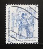 Poštovní známka Západní Berlín 1969 Berlíňané Mi# 337
