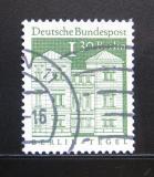 Poštovní známka Západní Berlín 1969 Zámek Tegel Mi# 284