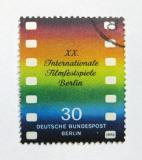 Poštovní známka Západní Berlín 1970 Filmový festival Mi# 358