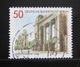 Poštovní známka Západní Berlín 1986 Charlotterburg Gate Mi# 761