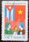 Poštovní známka Vietnam 1979 Výročí Kuby Mi# 1015