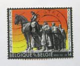 Poštovní známka Belgie 1990 Odpor proti okupaci Mi# 2421