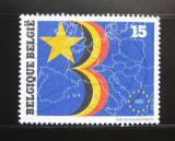 Poštovní známka Belgie 1992 Jednotný evropský trh Mi# 2537