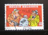 Poštovní známka Belgie 1995 Komické postavičky Mi# 2671