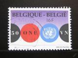 Poštovní známka Belgie 1995 OSN, 50. výročí Mi# 2653
