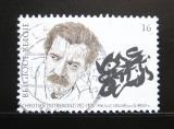 Poštovní známka Belgie 1996 Christian Dotremont, spisovatel Mi# 2720
