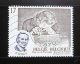 Poštovní známka Belgie 1997 Constant Spinoy, rytec Mi# 2748