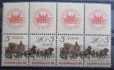 Poštovní známky DDR 1985 Výstava SOZPHILEX Mi# 2965-66