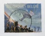 Poštovní známka Belgie 1998 Kongres badatelů Mi# 2839