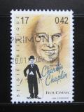 Poštovní známka Belgie 1999 Charlie Chaplin Mi# 2924