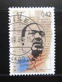 Poštovní známka Belgie 1999 Martin Luther King Mi# 2914