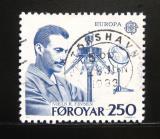 Poštovní známka Faerské ostrovy 1983 Niels R. Finsen Mi# 84