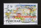 Poštovní známka Faerské ostrovy 1991 Torshavn Mi# 217