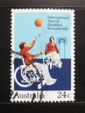 Poštovní známka Austrálie 1981 Rok tělesně postižených Mi# 766