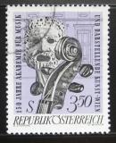 Poštovní známka Rakousko 1967 Akademie umění Mi# 1253