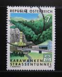 Poštovní známka Rakousko 1991 Tunely Karawanken Mi# 2033