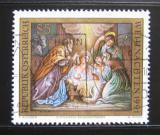 Poštovní známka Rakousko 1991 Vánoce Mi# 2046