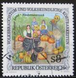 Poštovní známka Rakousko 1999 Zvyky a obyčeje Mi# 2297