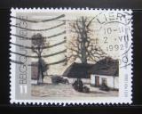 Poštovní známka Belgie 1992 Umění, Jacob Smits Mi# 2514