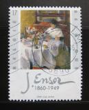 Poštovní známka Belgie 1999 Umění, James Ensor Mi# 2881
