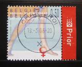 Poštovní známka Belgie 2005 Rada žen, 100. výročí Mi# 3396