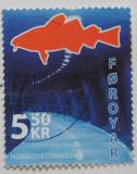 Poštovní známka Faerské ostrovy 2006 Ryba Mi# 572
