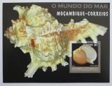 Poštovní známka Mosambik 2002 Lastury, škeble neperf. Mi# 2727 B