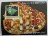 Poštovní známka Mosambik 2002 Lastury, škeble Mi# 2728
