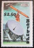 Poštovní známka Barbuda 1986 Halleyova kometa Mi# 873