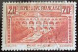 Poštovní známka Francie 1931 Pont du Gard Mi# 242 C Kat 30€