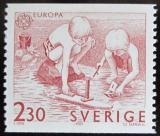 Poštovní známka Švédsko 1989 Evropa CEPT Mi# 1549
