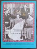 Poštovní známka Svatý Vincenc Gren. Bequia 1987 Královská rodina Mi# Block 8