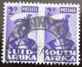 Poštovní známky JAR 1943 Námořník, pár Mi# 159-60