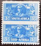 Poštovní známky JAR 1943 Ženy ve službě, pár Mi# 161-62