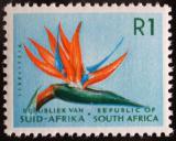 Poštovní známka JAR 1973 Rajkovití Mi# 440 Kat 16€
