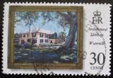 Poštovní známka Bermudy 1996 Architektura Mi# 715