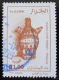 Poštovní známka Alžírsko 1995 Hrnčířská výroba Mi# 1145