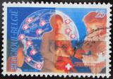 Poštovní známka Belgie 1991 Doktoři bez hranic Mi# 2475