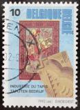 Poštovní známka Belgie 1992 Výroba koberců Mi# 2497